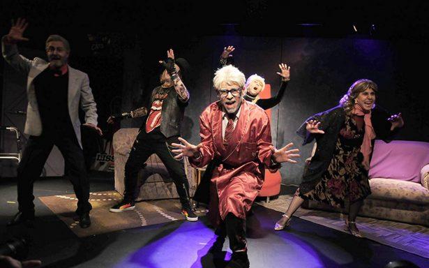 Presentan el musical Forever Young en el Teatro NH