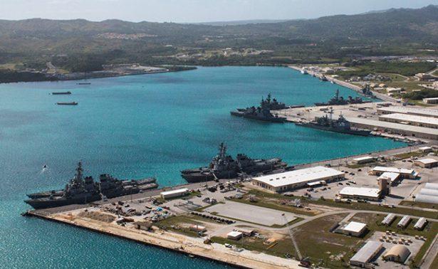 """No miren al destello"", Guam publica manual en caso de ataque nuclear"