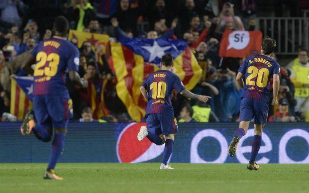 El Barcelona llama al dialogo ante duelo contra el Olympiacos