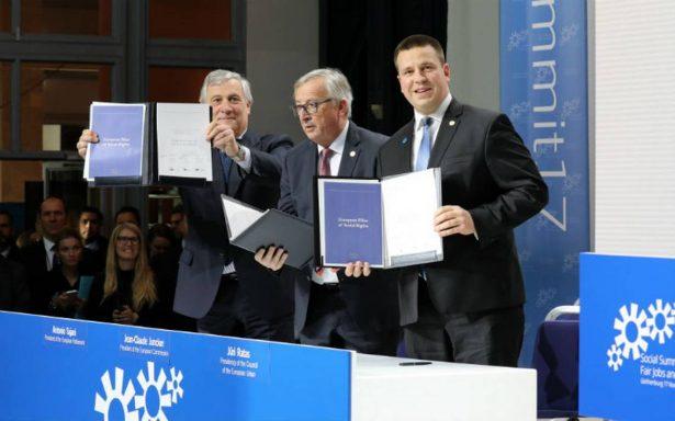 Europa combatirá el populismo con medidas sociales concretas