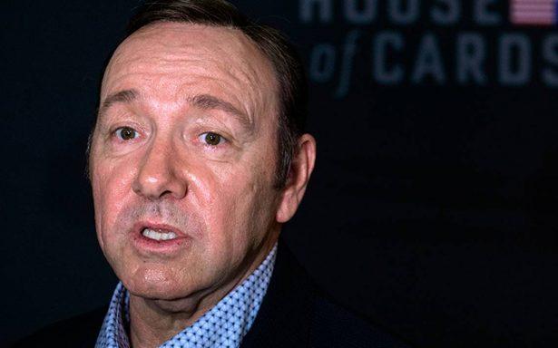 ¿El fin de Spacey? Teatro de Londres revela 20 denuncias cotra el actor por acoso