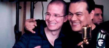 """""""Palomazo"""" rockero entre Ricardo Anaya y Juan Zepeda, el nuevo hit de las precampañas"""