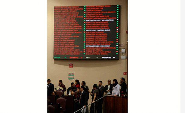 Congreso de Veracruz se aumenta presupuesto