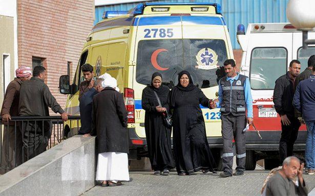 Sube a 305 los muertos en masacre contra mezquita en Egipto