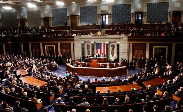 Congreso salva de la parálisis al gobierno de EU… sólo por una semana