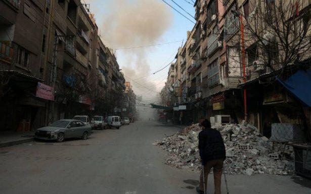 Consejo de Seguridad de la ONU aplaza el voto sobre Siria mientras seguían los bombardeos