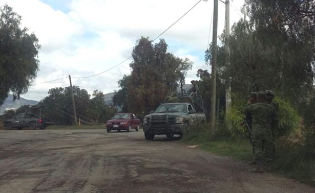 Huachicoleros atacan base militar en Palmar de Bravo