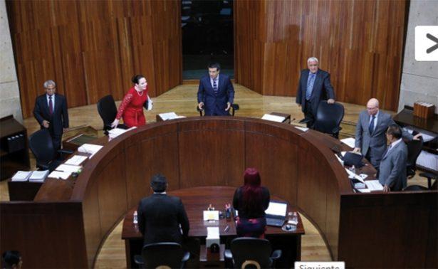 Tribunal analizará fiscalización del INE en elecciones del 4 de junio