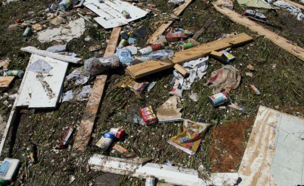 Al menos nueve muertos tras tornados y lluvias torrenciales en EU