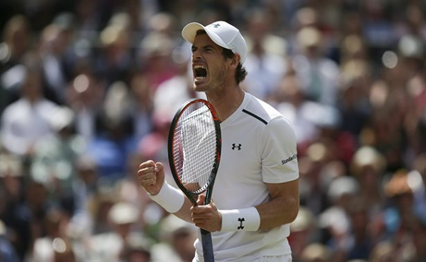 Andy Murray,  baja en Cincinati