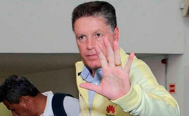 América anuncia la salida inmediata de Ricardo Peláez