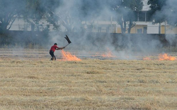 Empeora calidad del aire en Irapuato