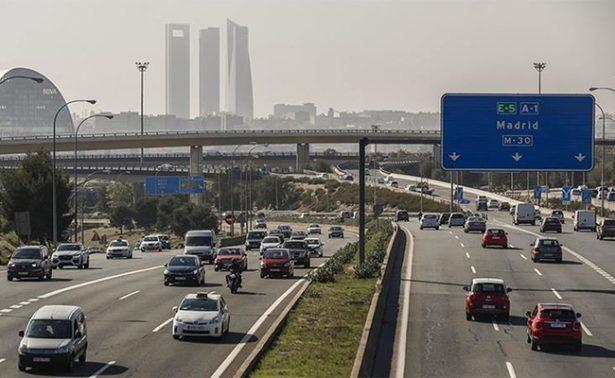 Madrid levantará restricciones al tráfico este viernes y sábado