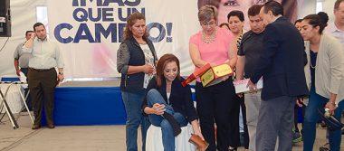 Creará Josefina escuelas con  preparatoria y carreras técnicas