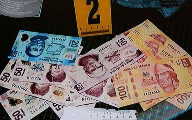 #DATA | Falsificadores de billetes siguen insistiendo