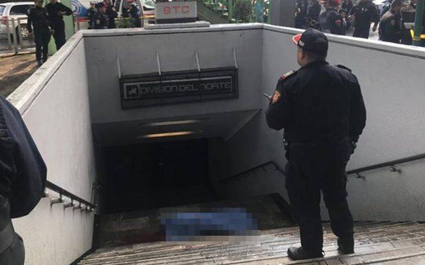 Disparo que mató a hombre en División del Norte provino del metro
