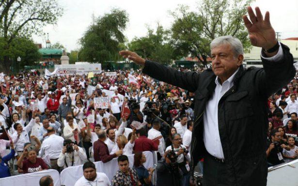 Trump miente sobre la situación de violencia en México, afirma AMLO