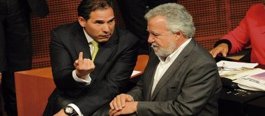 Conceden licencia a Pablo Escudero para dejar el Senado