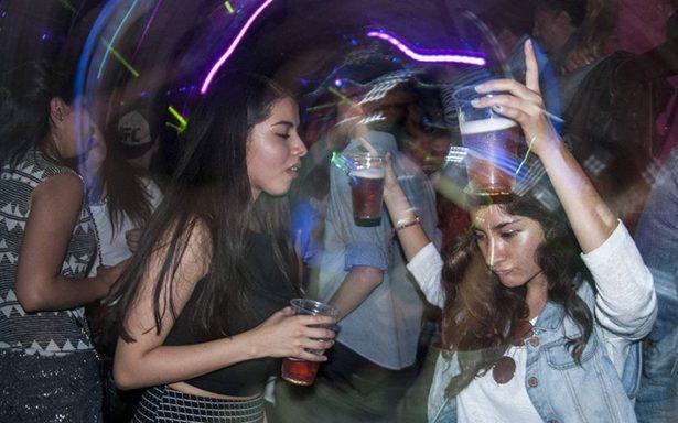 Aumenta consumo de alcohol entre jóvenes