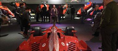 Primera ingeniera mexicana en pisar la Escudería Ferrari