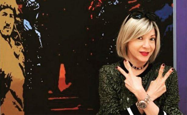 Edith González impacta al posar sin cabello por primera vez