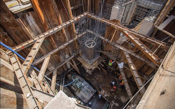 Estiman inversión de 65 mdp para reparar socavón de Humboldt