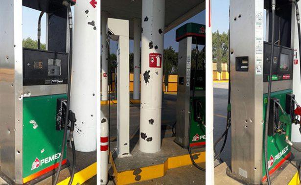 Rafaguean gasolinera de exedil en Puebla