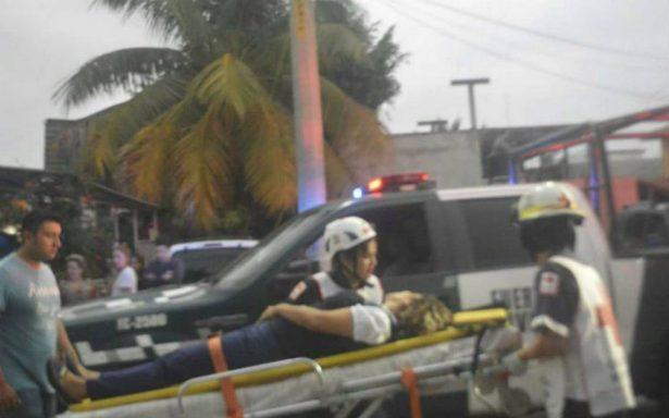 Balean a empleada de la Secretaría de Educación para robarle su camioneta
