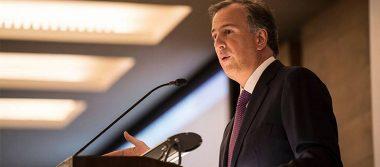 México debe mantener una economía abierta para ser potencia: Meade
