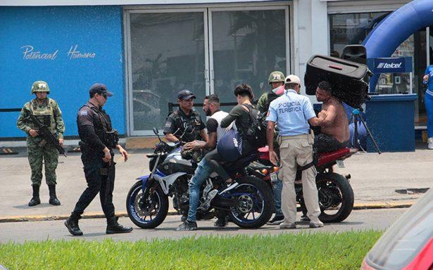 Reforzarán operativos de seguridad en Guerrero
