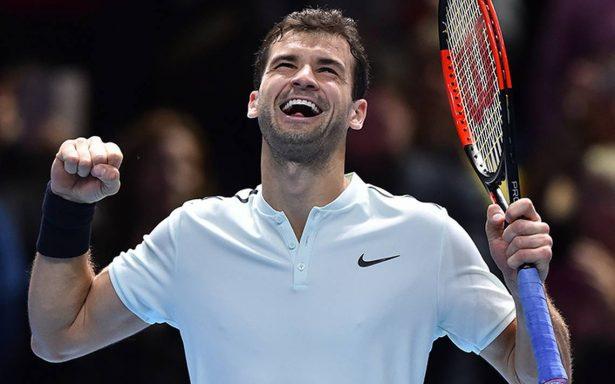 Dimitrov avanzó a semis del Masters ATP