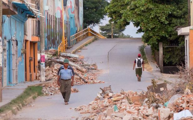 Sismo de magnitud 5.1 madruga a oaxaqueños