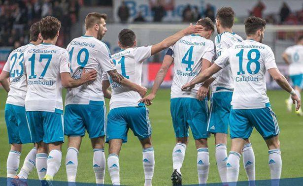 Bayer Leverskusen perdió ante el Schalke