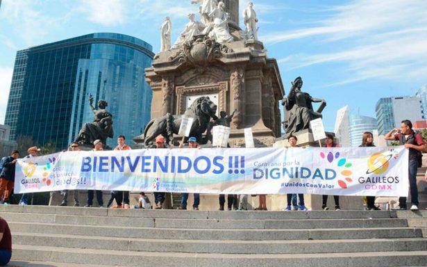 Caravana de Javier Corral acusa golpeteo; AMLO resalta que solo es propaganda