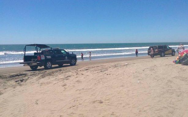 Encuentran fosa en playas de Navolato, Sinaloa; presumen hay más