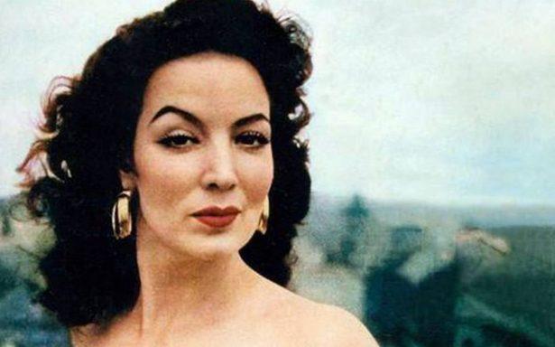 Carmen Armendáriz mostrará el lado humano de María Félix en bioserie
