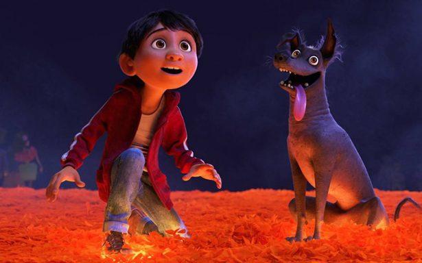 Coco se convierte en el filme de animación más visto en la historia de México