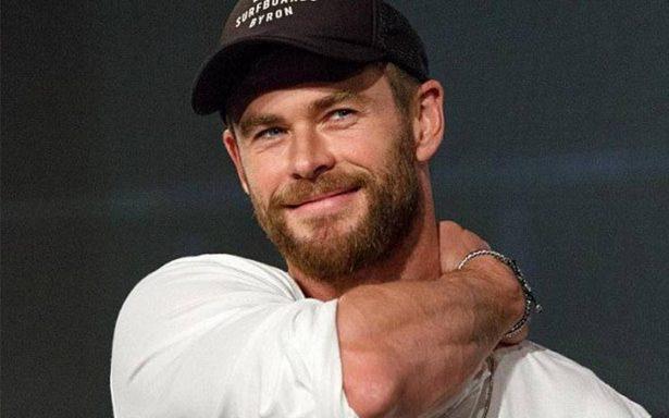 Antes de partir, ¡Chris Hemsworth le entró a las tlayudas!