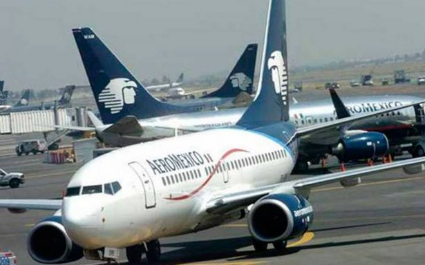 Falsa alarma el aterrizaje forzoso en la Morelia-Panindícuaro
