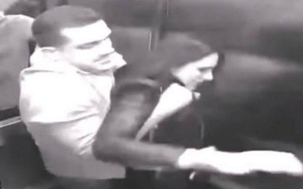 [Video] Tras discutir con su pareja, mujer muere brutalmente al caer de un edificio en Brasil