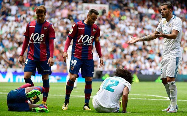 Real Madrid tendría tres bajas para inicio de la Champions