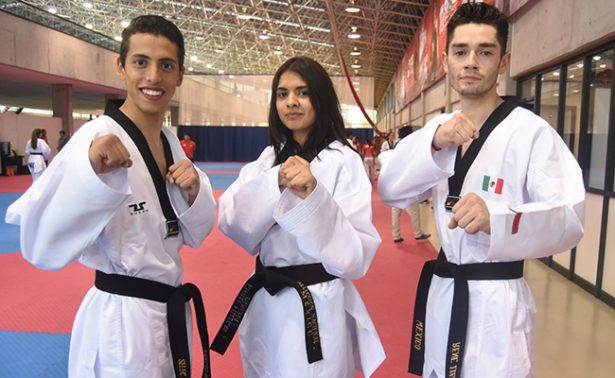 Lista Selección de Taekwondo para el  Campeonato Mundial
