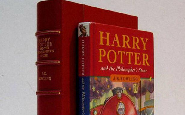 ¡Un récord más! Venden primera edición de Harry Potter por 118 mil euros