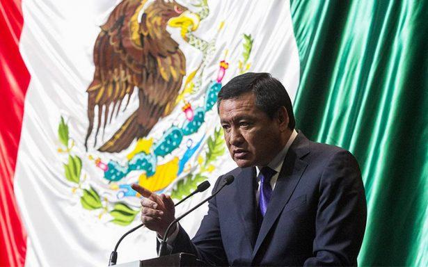 PRI hará lo que le toca para obtener buen resultado en las elecciones: Osorio Chong