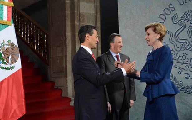 Rosario Green: esta es su destacada carrera en la diplomacia mexicana