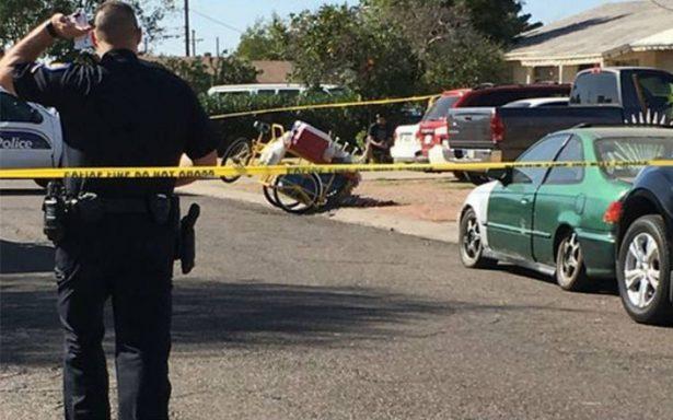 Cuatro muertos tras tiroteo en una casa de Phoenix