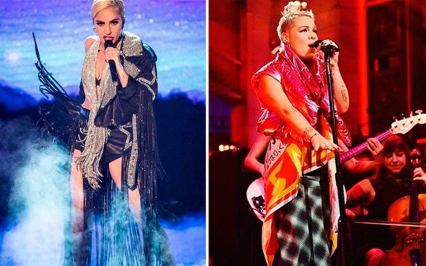 Lady Gaga y Pink amenizarán la entrega de los Grammy