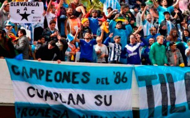 ¿Ganará el mundial Argentina? Campeones de México 86′ intentarán romper 'maldición de Tilcara'