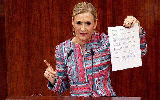 Mastergate sacude a la política española