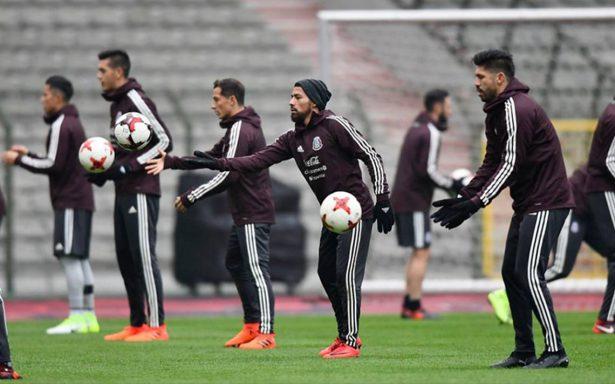 Selección Mexicana saldrá con equipo de lujo ante Bélgica